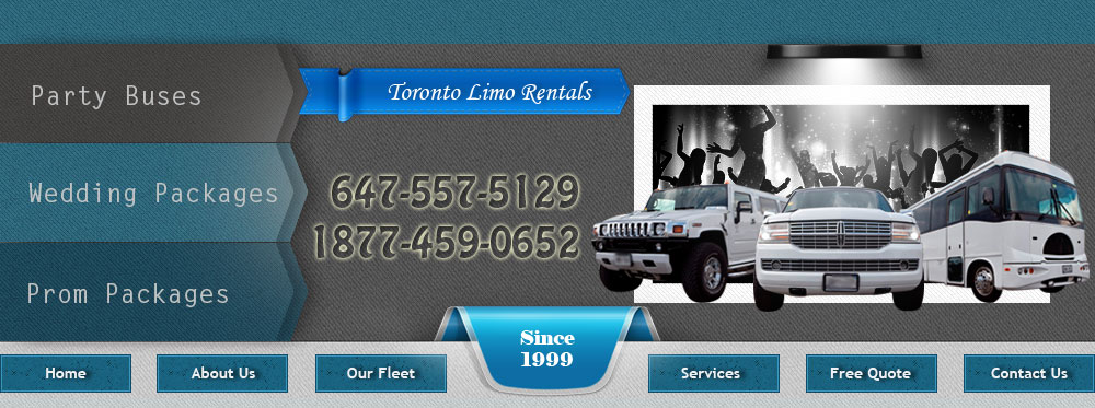 Limo Services Mississauga